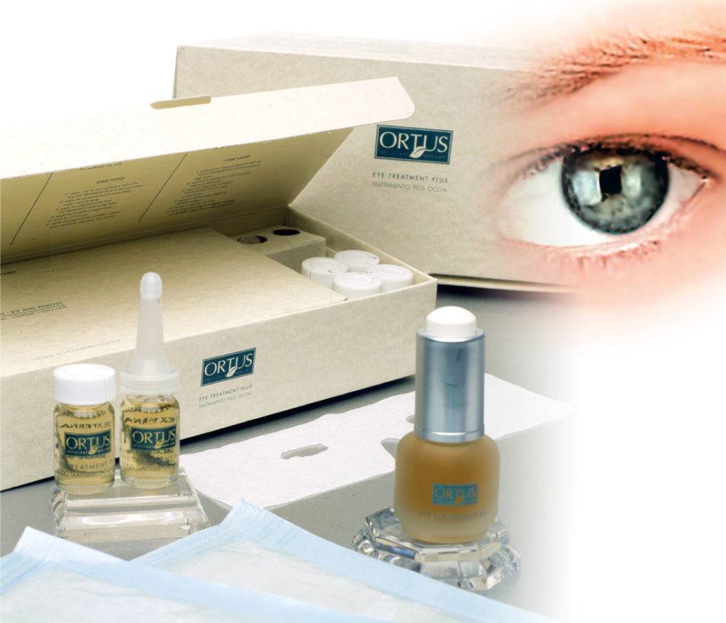Eye care products series